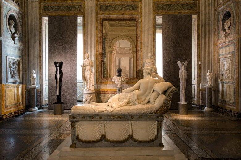 06_Azzedine Alaia_Galleria Borghese_Ilvio Gallo