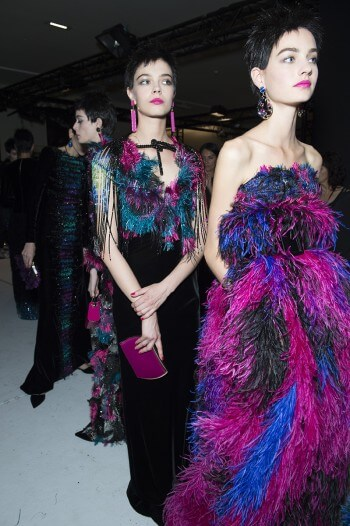 Armani Prive - Haute Couture AW15 Fashion Show