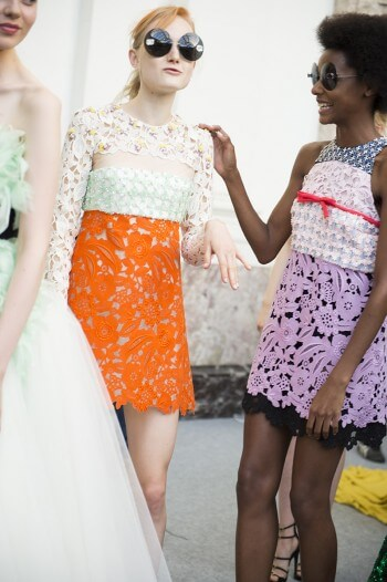 Giambattista Valli - Haute Couture AW15 Fashion Show
