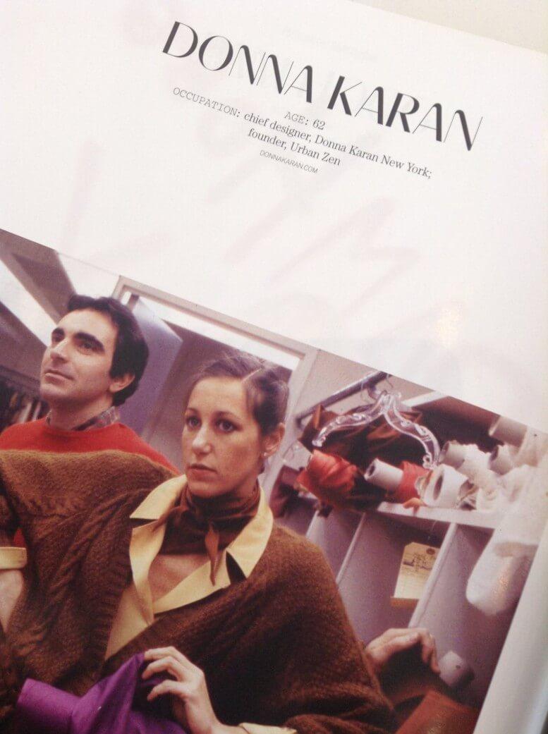 Donna Karan To Step Down At Dkny 10 Magazine10 Magazine