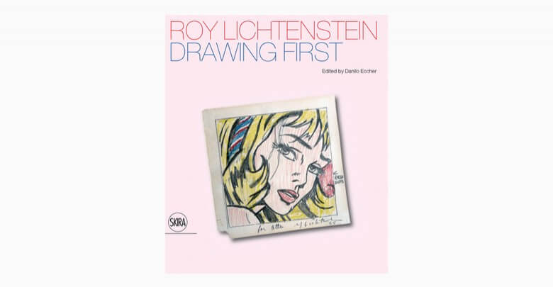 Roy Lichtenstein Cover