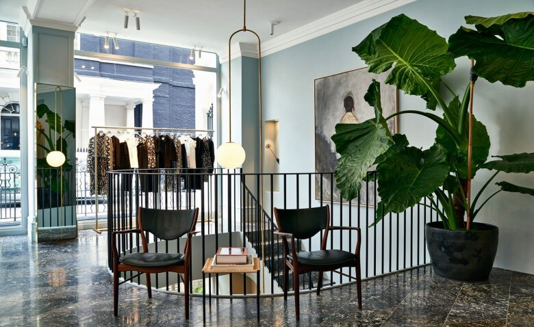 Erdem Store Opening