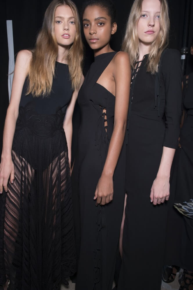 Antonio Berardi: Ready-To-Wear SS16 Fashion Show