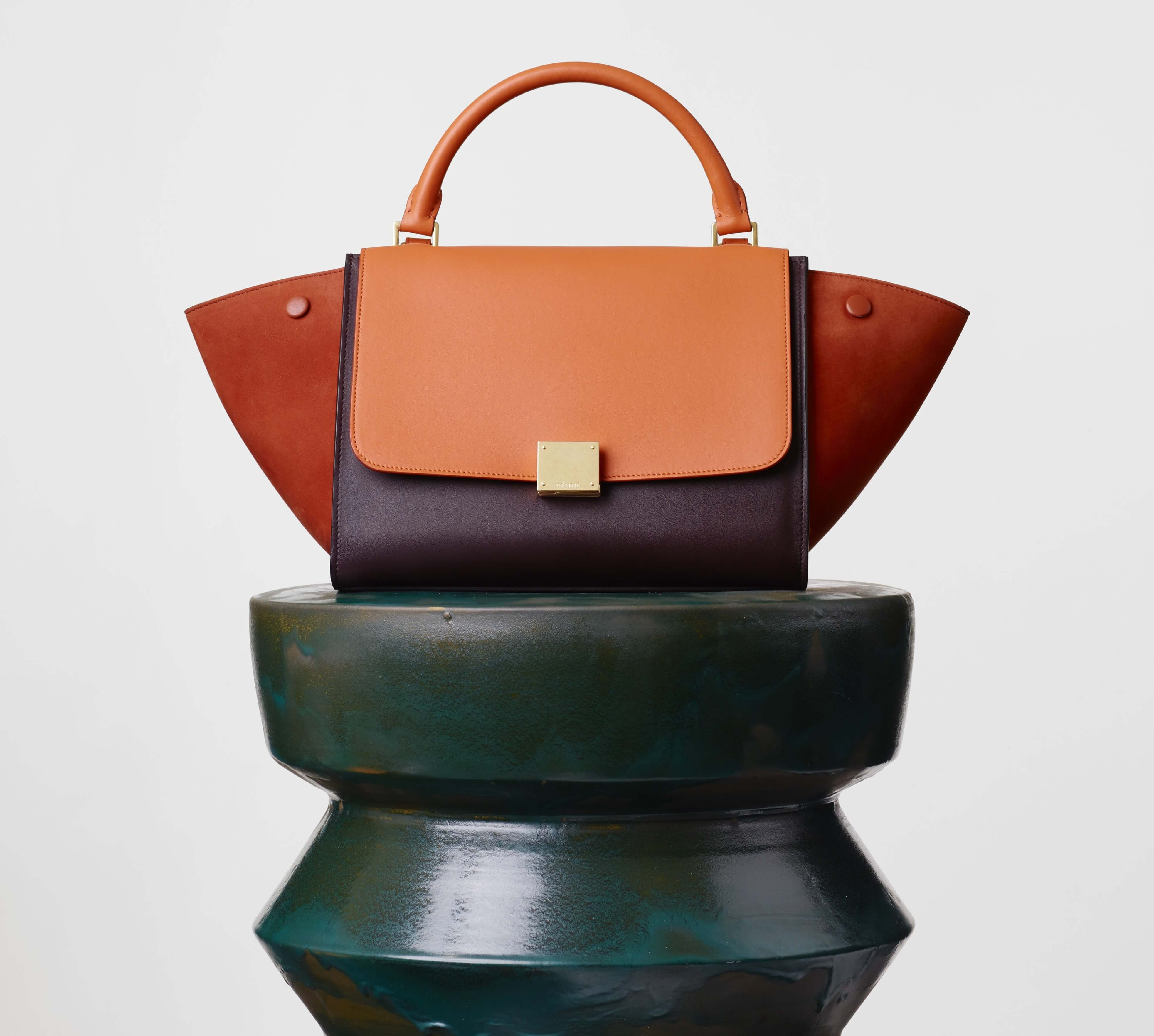 hard to find handbags - trapeze celine