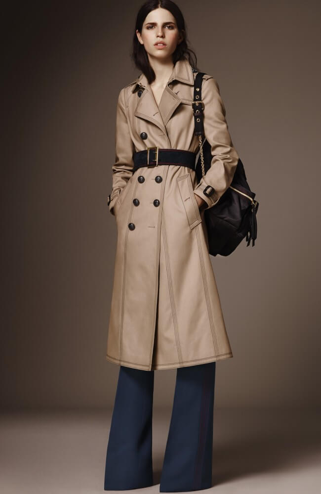 Burberry Autumn_Winter 2016 Pre-Collection - Look 13