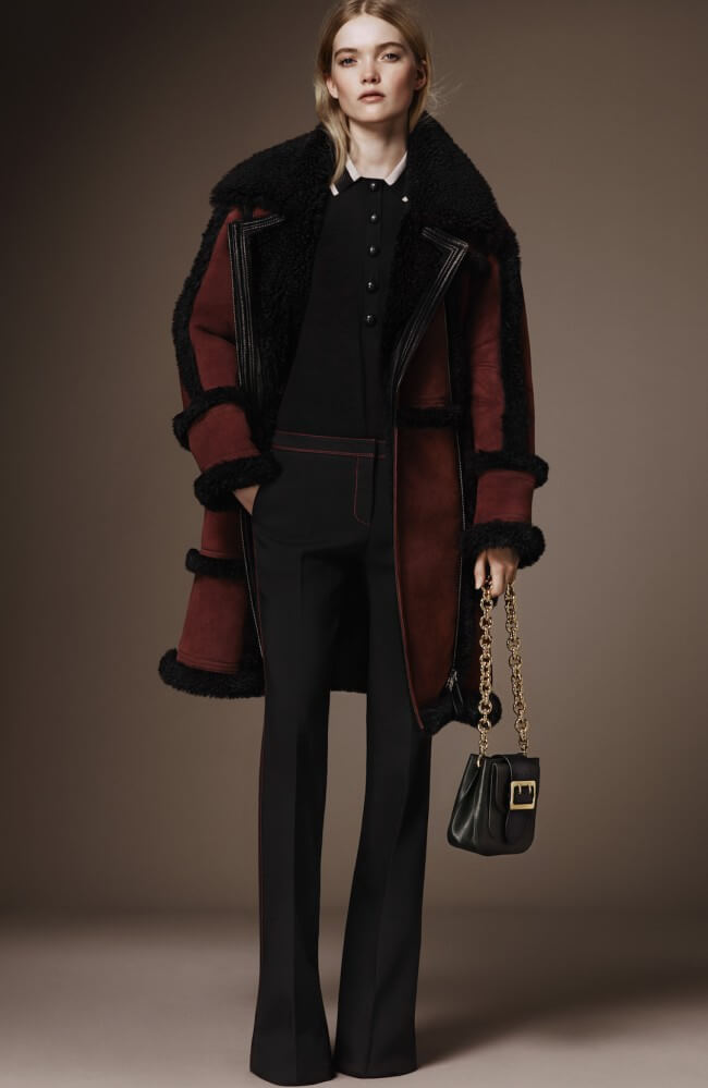 Burberry Autumn_Winter 2016 Pre-Collection - Look 14