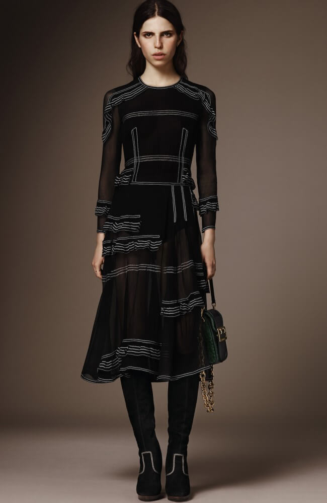 Burberry Autumn_Winter 2016 Pre-Collection - Look 25