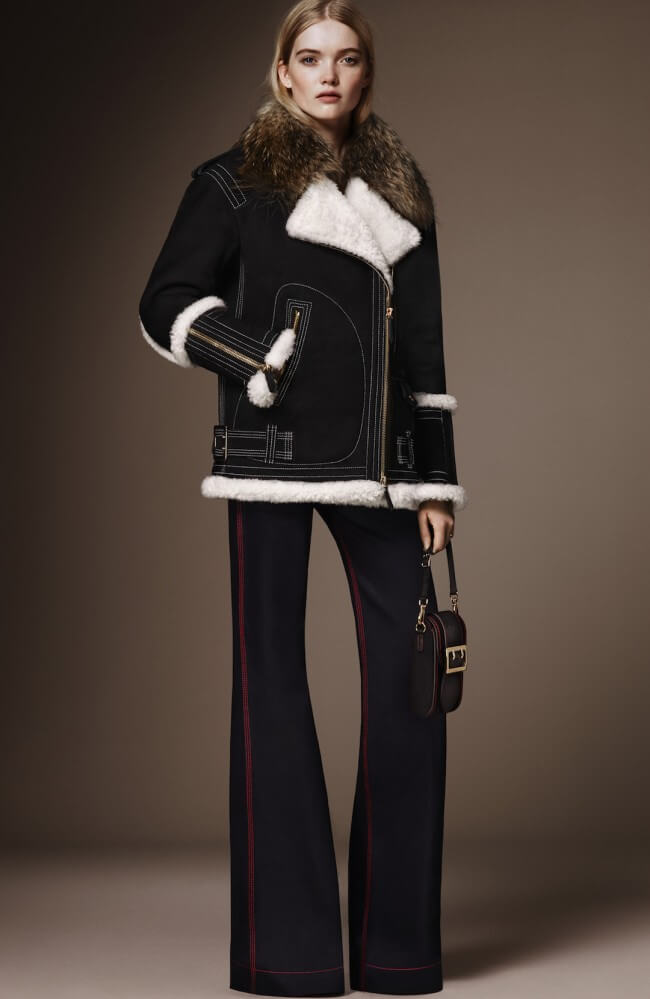 Burberry Autumn_Winter 2016 Pre-Collection - Look 6