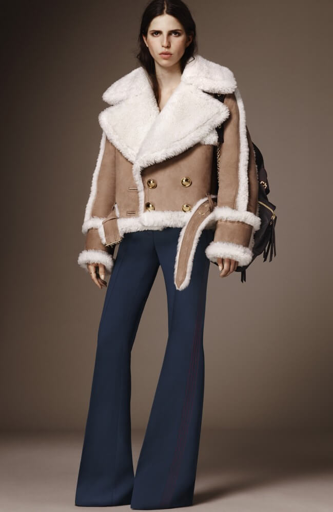 Burberry Autumn_Winter 2016 Pre-Collection - Look 7