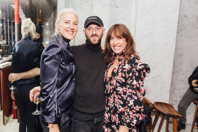 Ruth Chapman (MATCHESFASHION.COM), Demna Gvasalia (VETEMENTS), Natalie K...