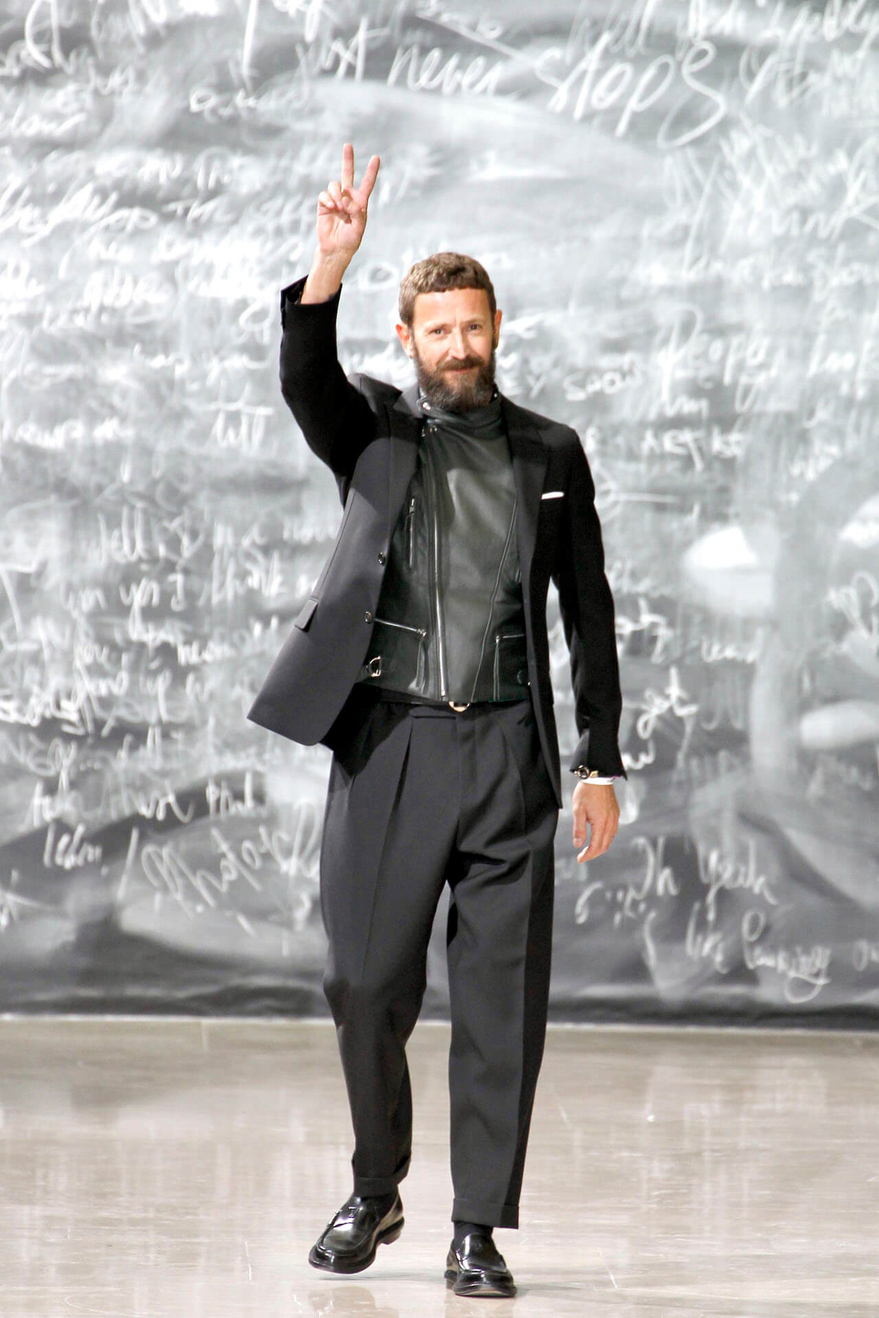 Fashion week Stefano Pilati to exit Ermenegildo Zegna for girls
