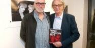 Derek Ridgers LCM book launch at Paul Smith, Mayfair, London.