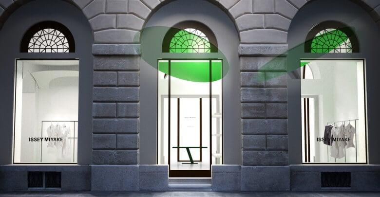 ISSEY MIYAKE - MILANO - rendering front view (01)