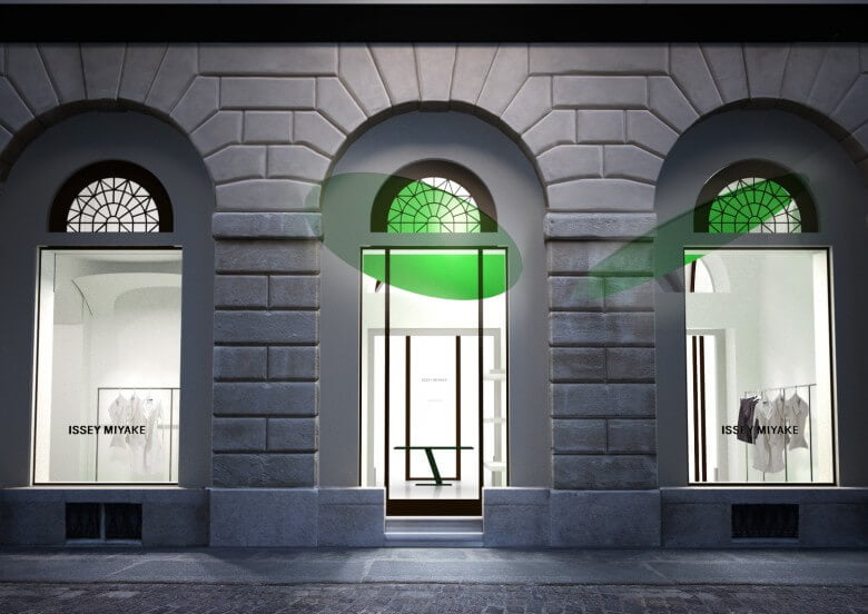ISSEY MIYAKE - MILANO - rendering front view (01)