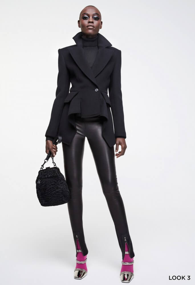 Tom Ford Fall 2017 Collection 3