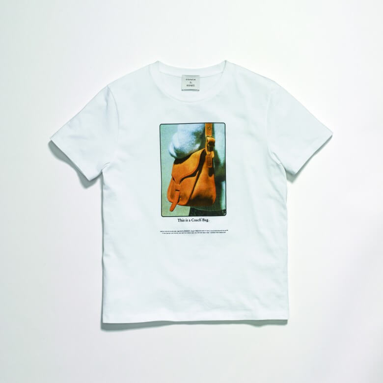 Coach & Rodarte T-Shirt with Archive Print £100