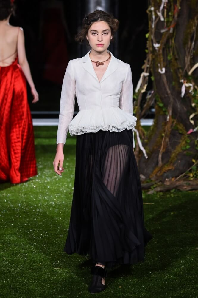 Dior Haute Couture SS17_Look 17