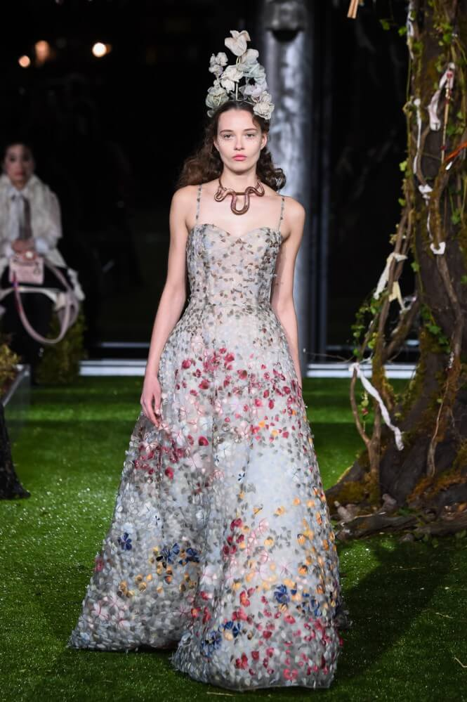 Dior Haute Couture SS17_Look 54