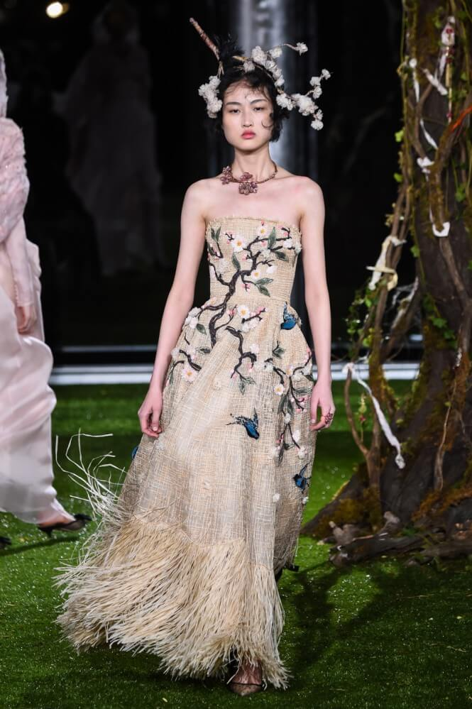 Dior Haute Couture SS17_Look 66