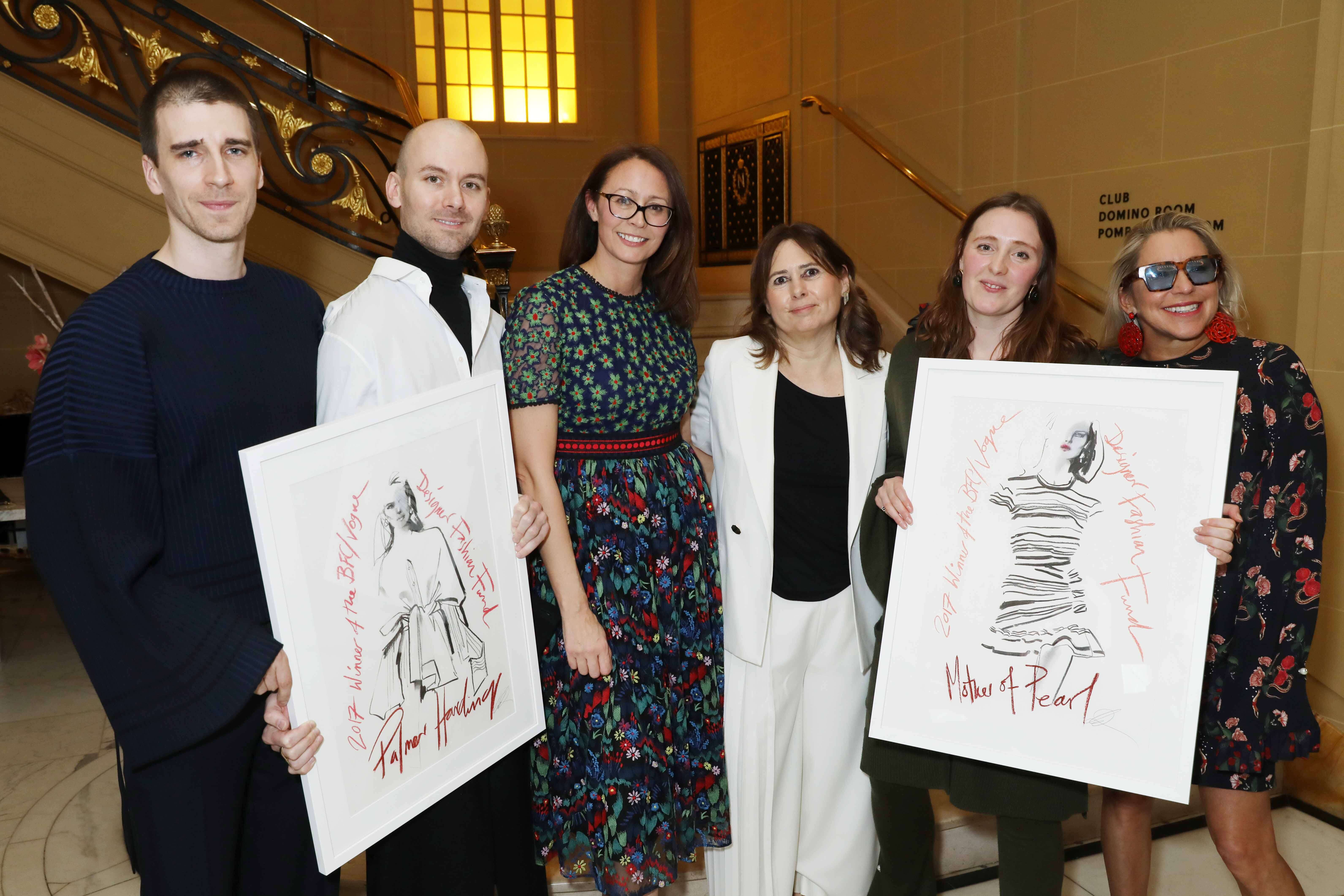 Winners Of The Vogue Bfc Designer Fashion Fund Announced 10 Magazine10 Magazine