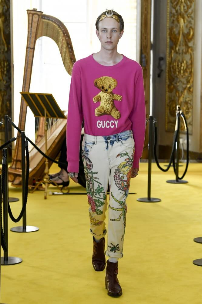 Gucci Cruise 2018 83