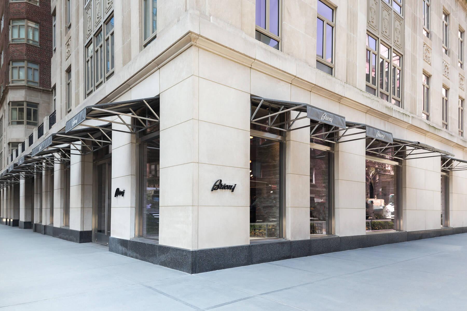Brioni - NY Flagship store