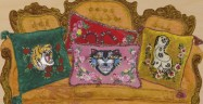 Gucci-decor-cushions
