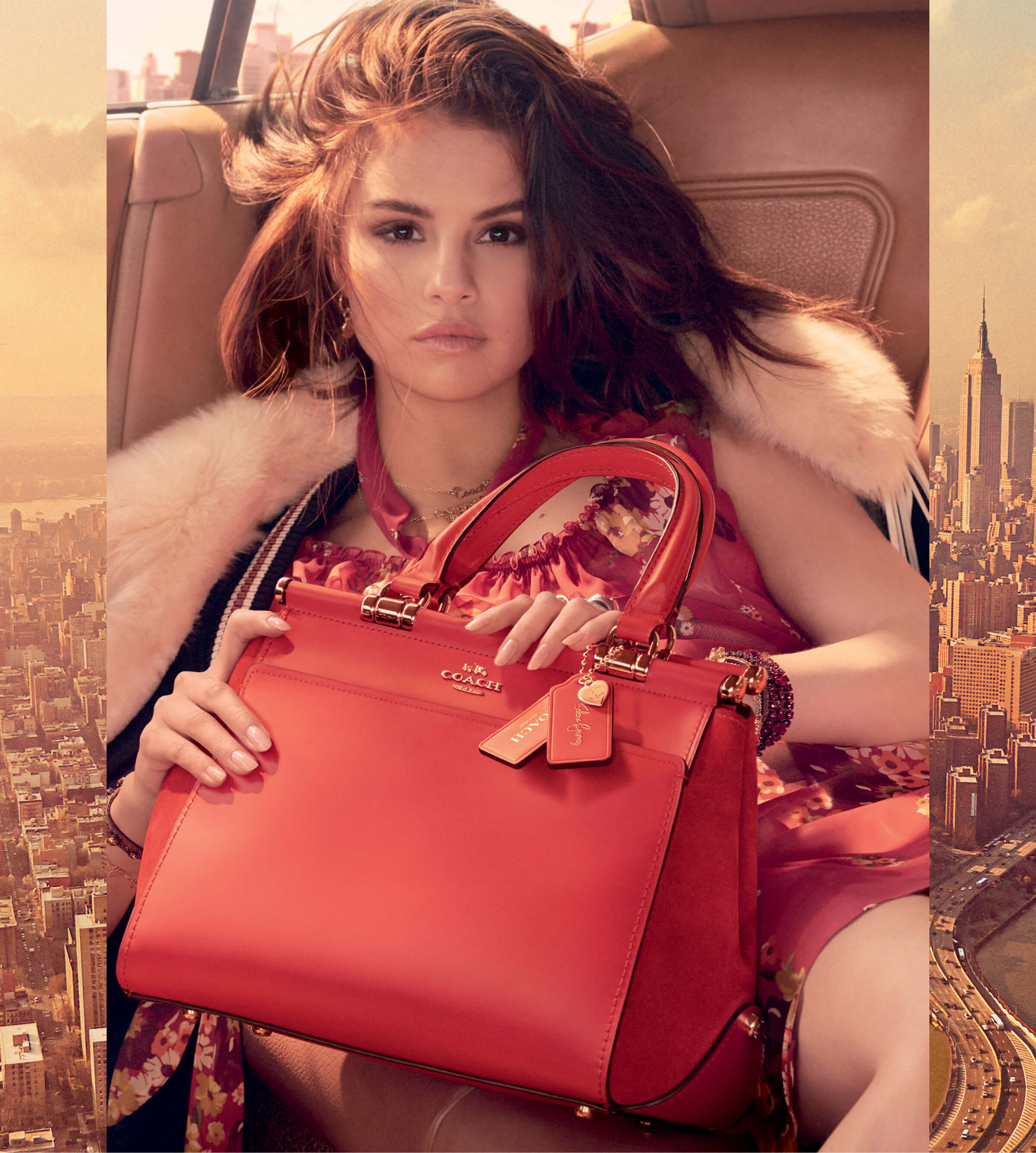 COACH X SELENA GOMEZ COLLECTION