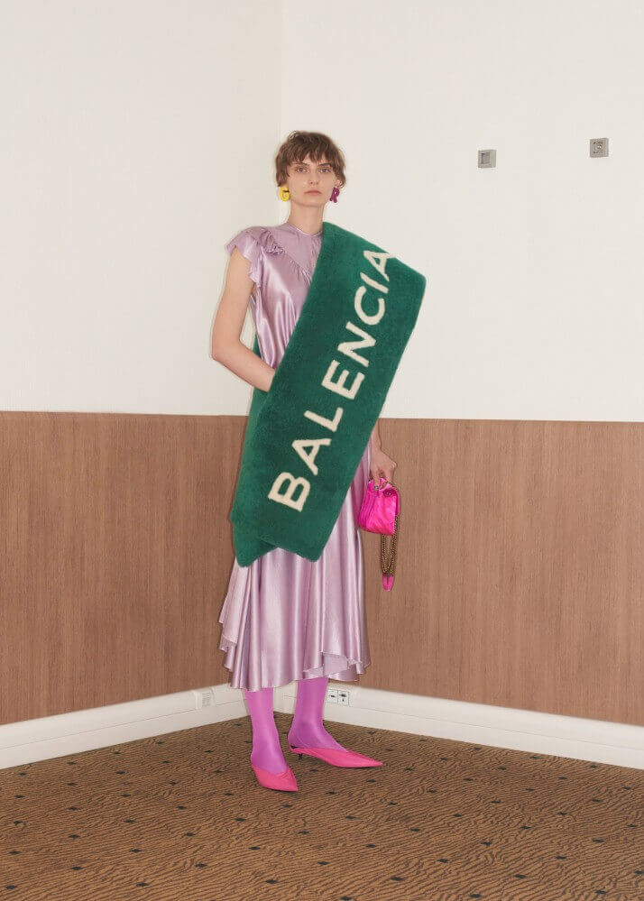 Balenciaga Resort 2018 16