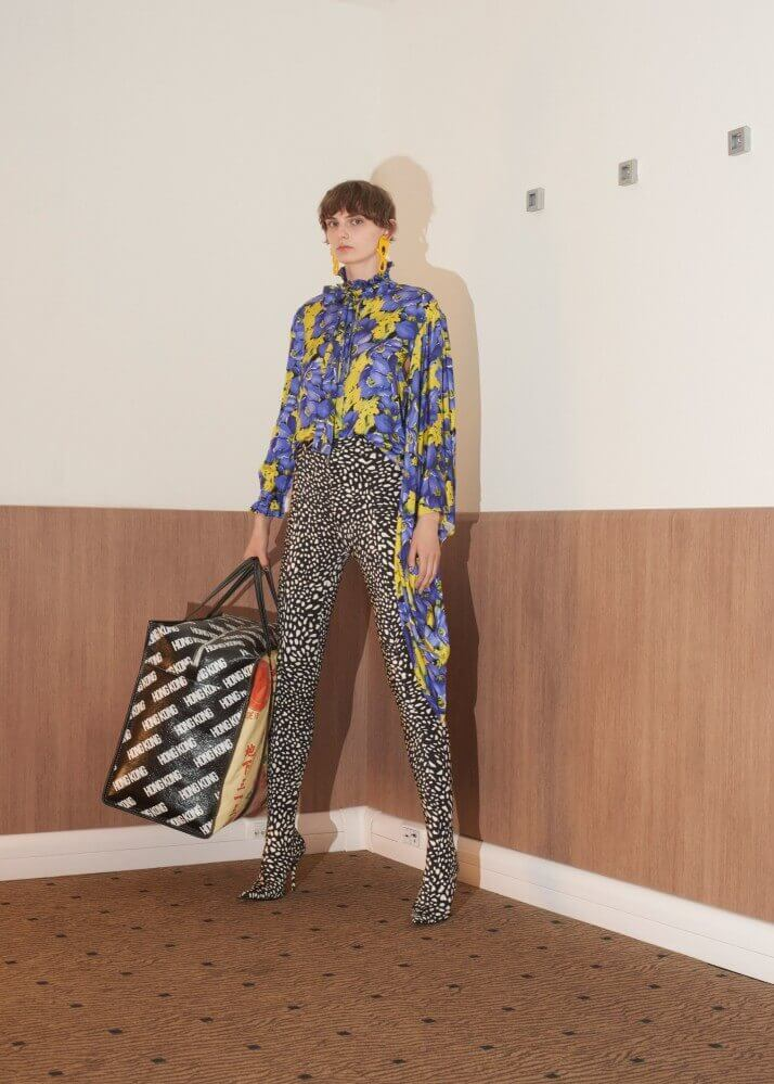 Balenciaga Resort 2018 24