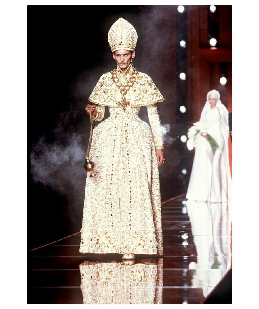 Met Museum Catholic Dior