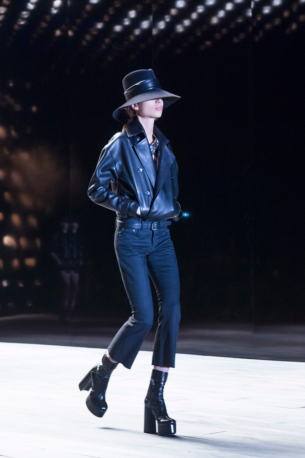 Saint Laurent: Ready-to-Wear AW18