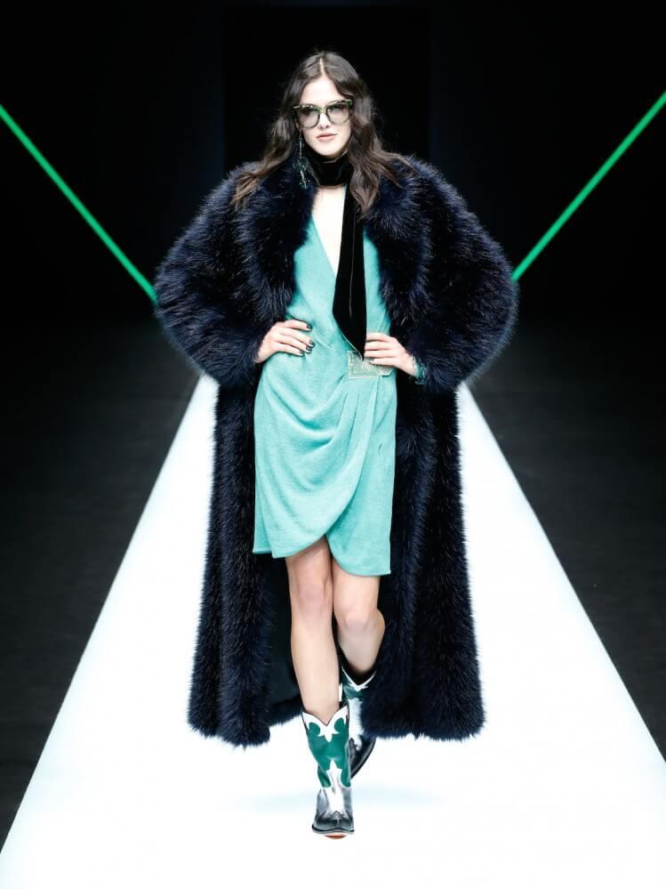 Emporio Armani Womenswear FW1819_ #01