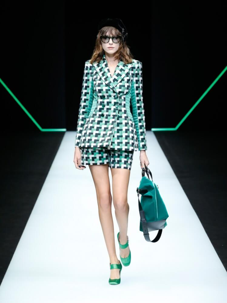 Emporio Armani Womenswear FW1819_ #02