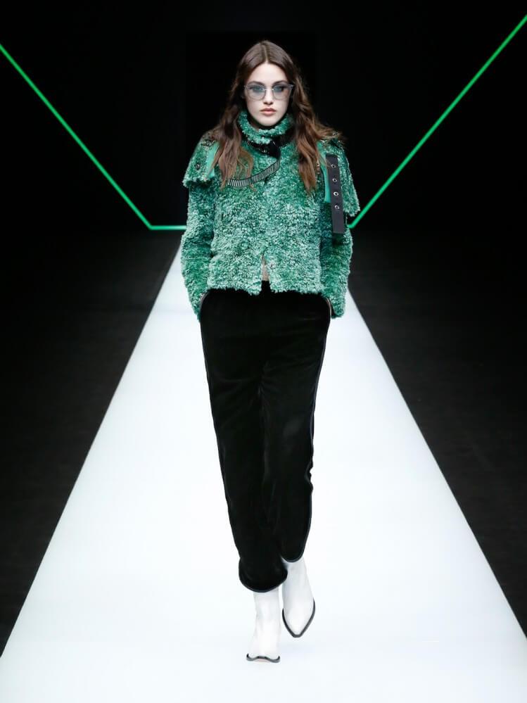 Emporio Armani Womenswear FW1819_ #03