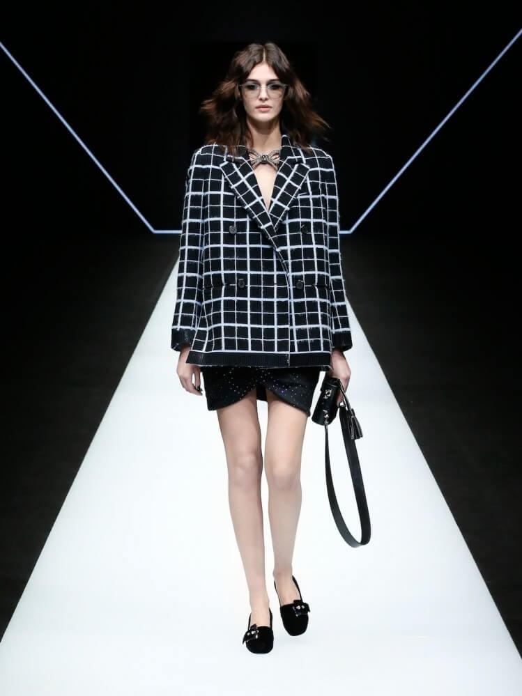 Emporio Armani Womenswear FW1819_ #06