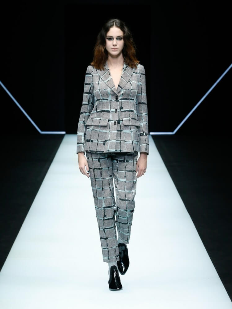 Emporio Armani Womenswear FW1819_ #07
