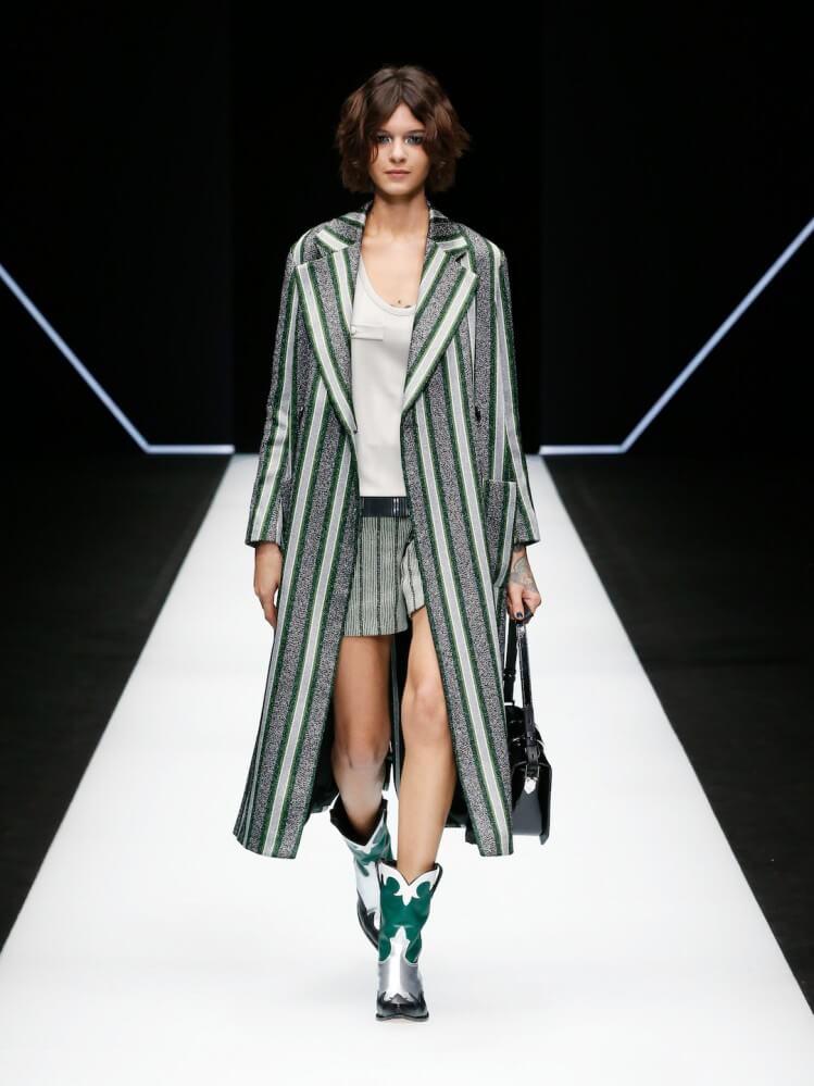 Emporio Armani Womenswear FW1819_ #09
