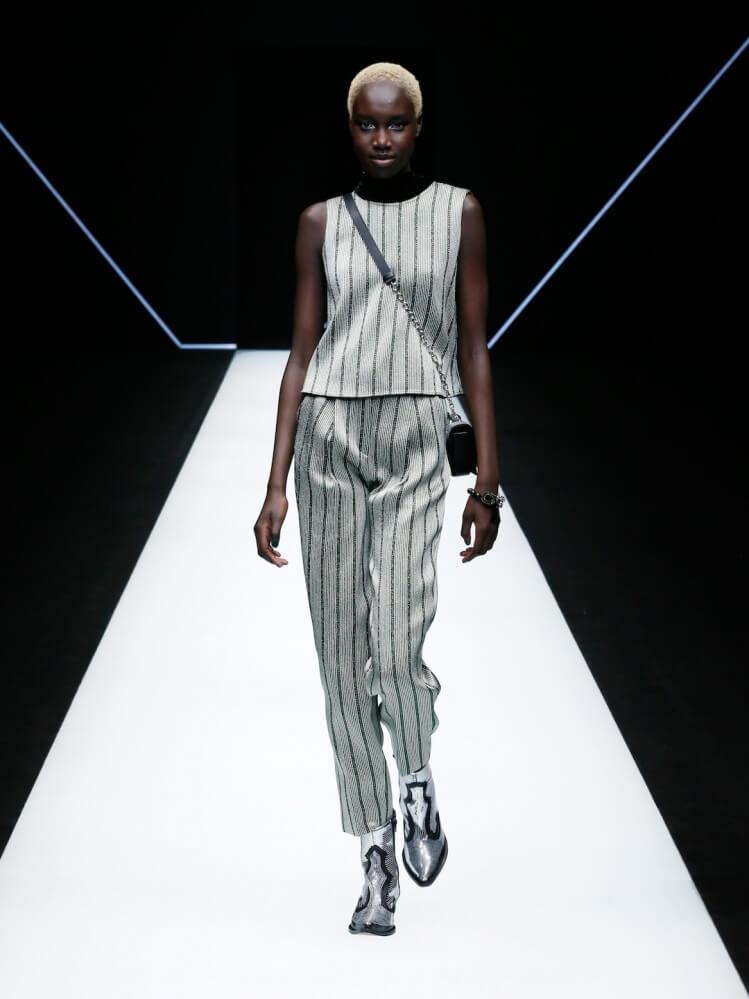 Emporio Armani Womenswear FW1819_ #10