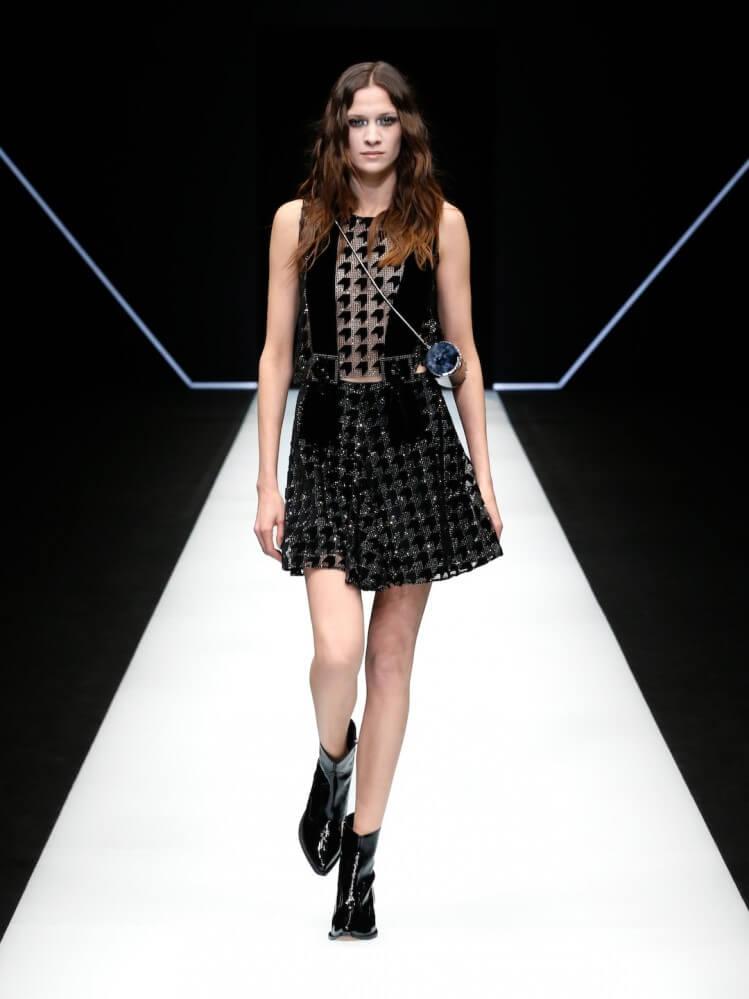 Emporio Armani Womenswear FW1819_ #11