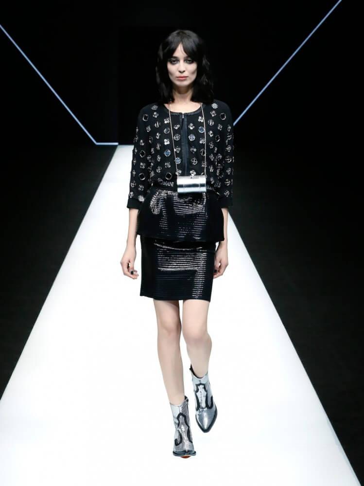 Emporio Armani Womenswear FW1819_ #12