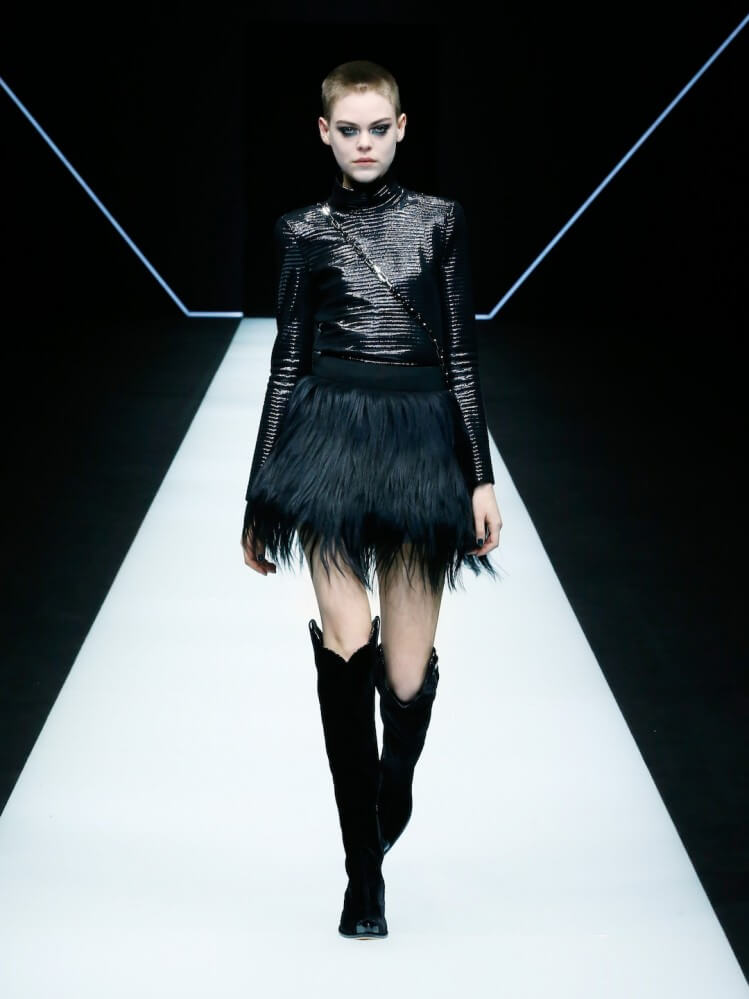 Emporio Armani Womenswear FW1819_ #13