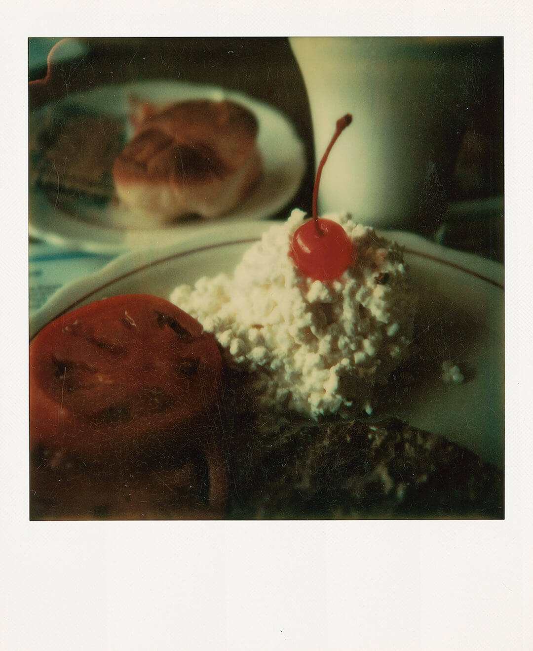 NY breakfast, 1973, Courtesy the artist and BlainSouthern, © Wim Wenders