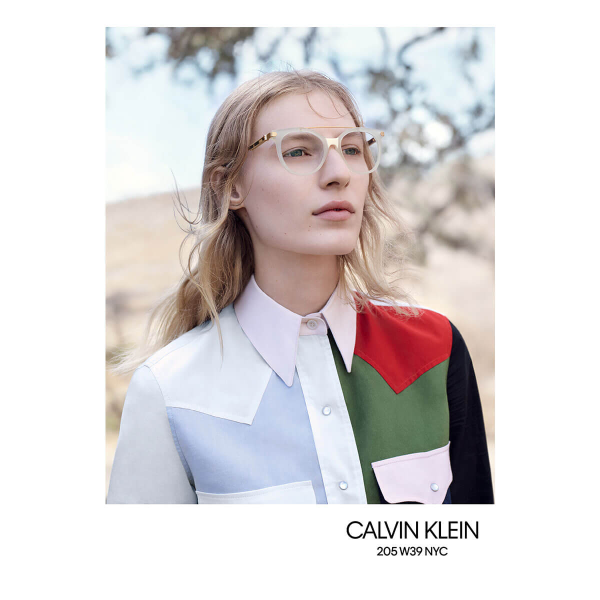 15a6f24760 Raf Simons  First Eyewear Collection For Calvin Klein Is Here