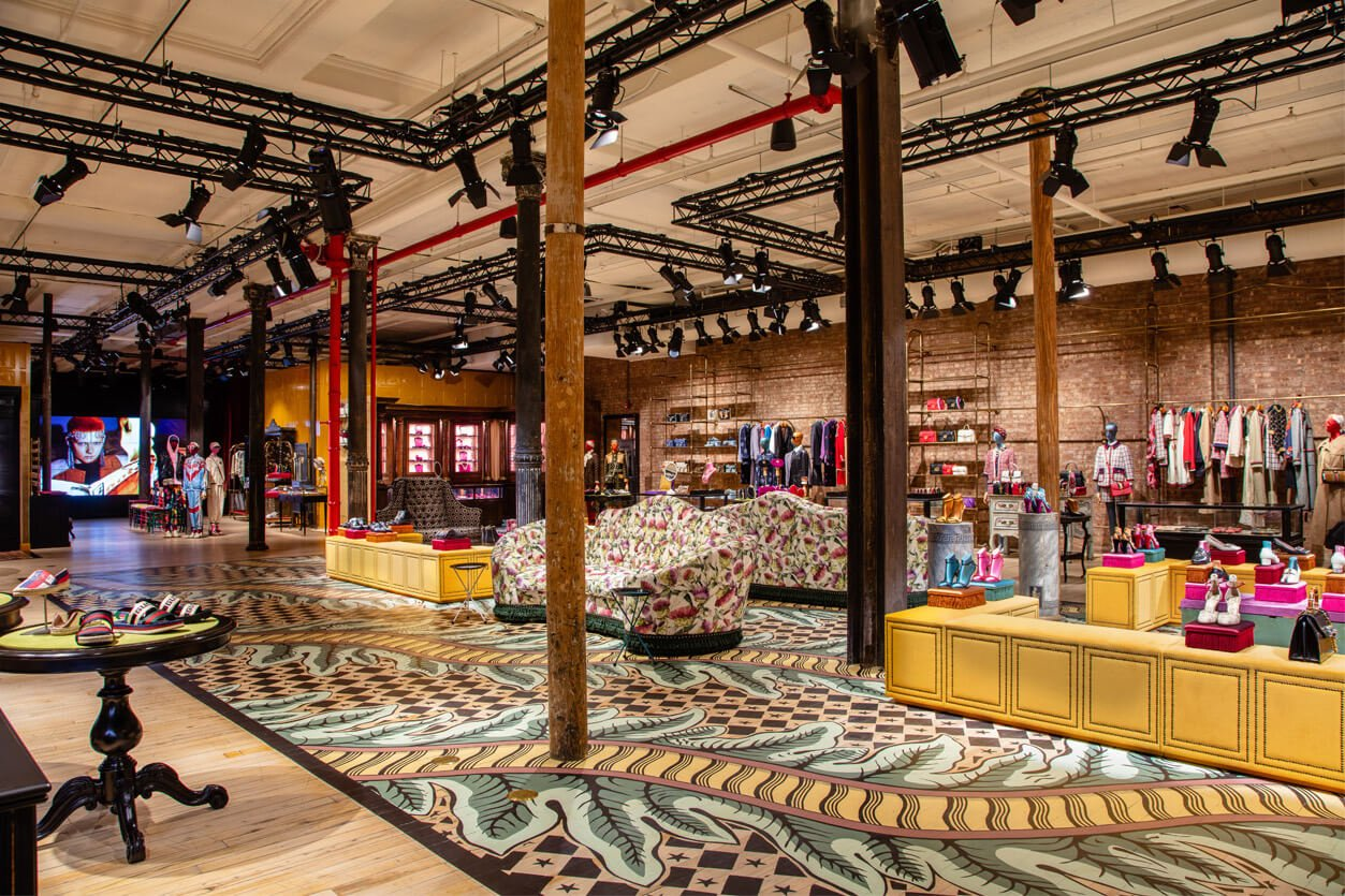 New York Welcomes Gucci Wooster – Their First SoHo Store  f20492cdd801