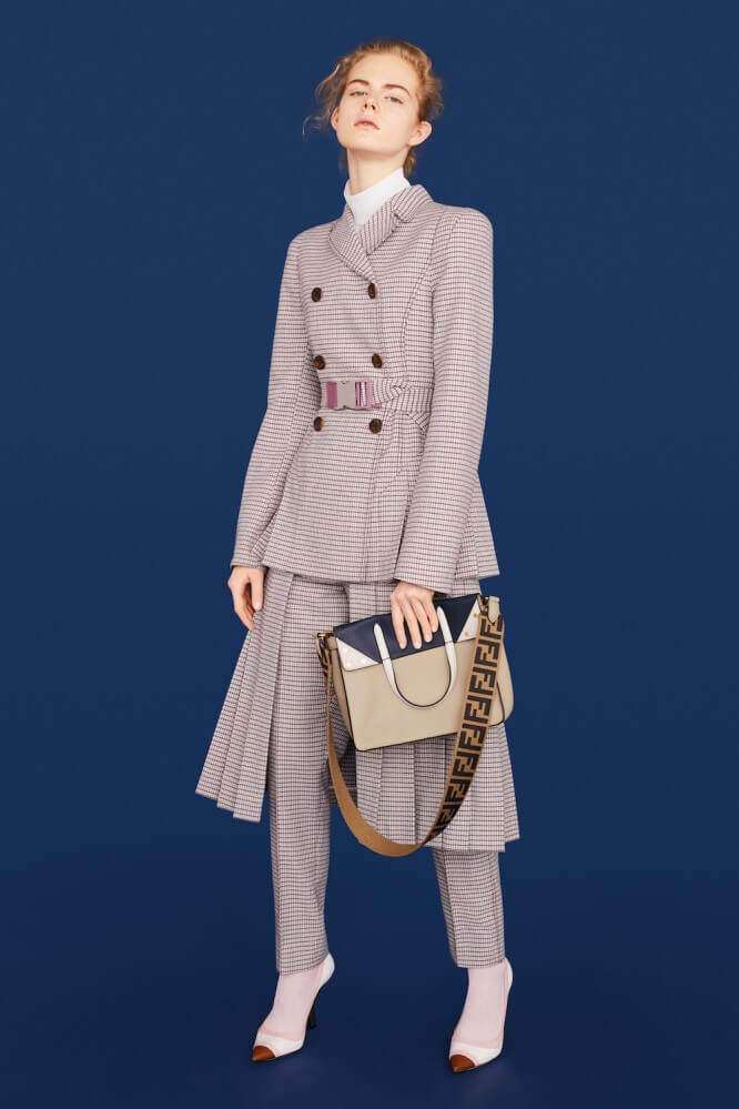 FENDI Resort 2019_Look 01