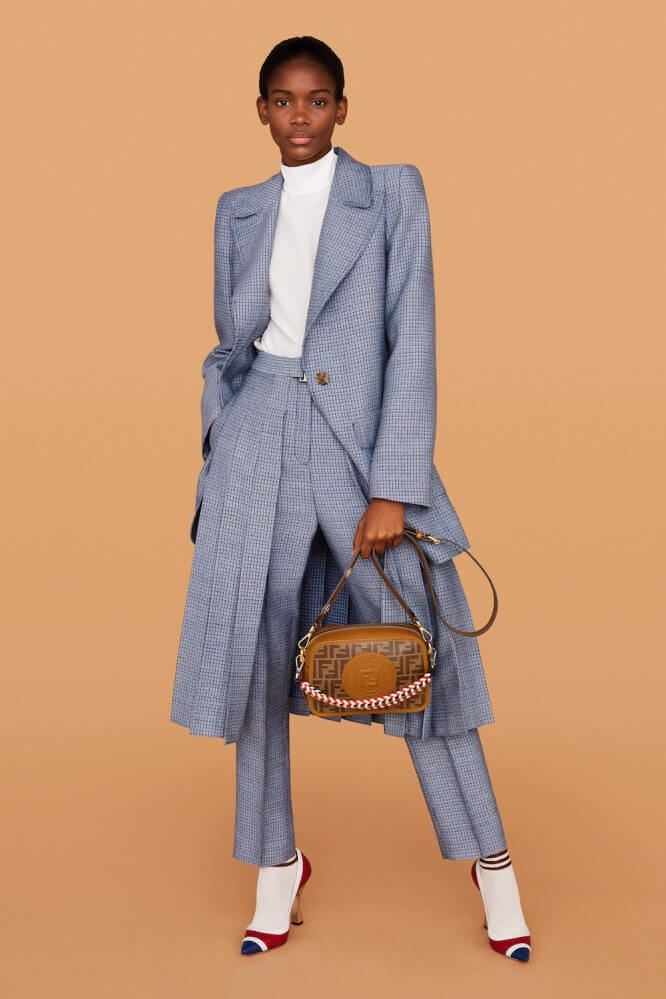 FENDI Resort 2019_Look 11