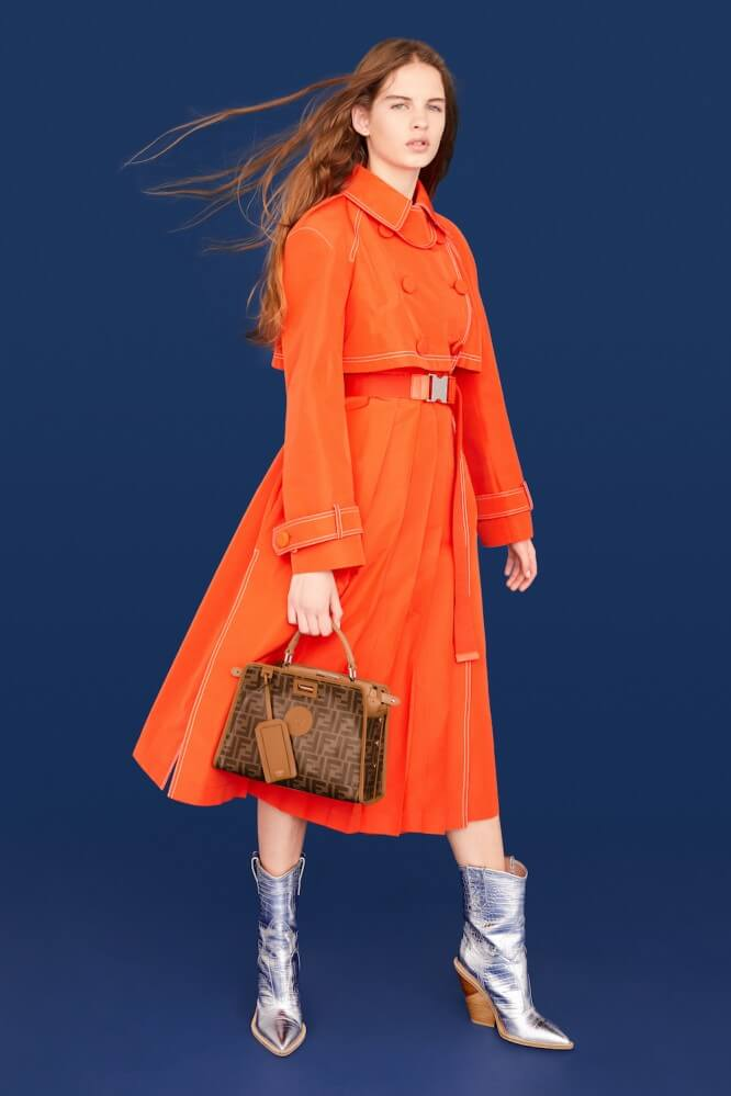 FENDI Resort 2019_Look 32