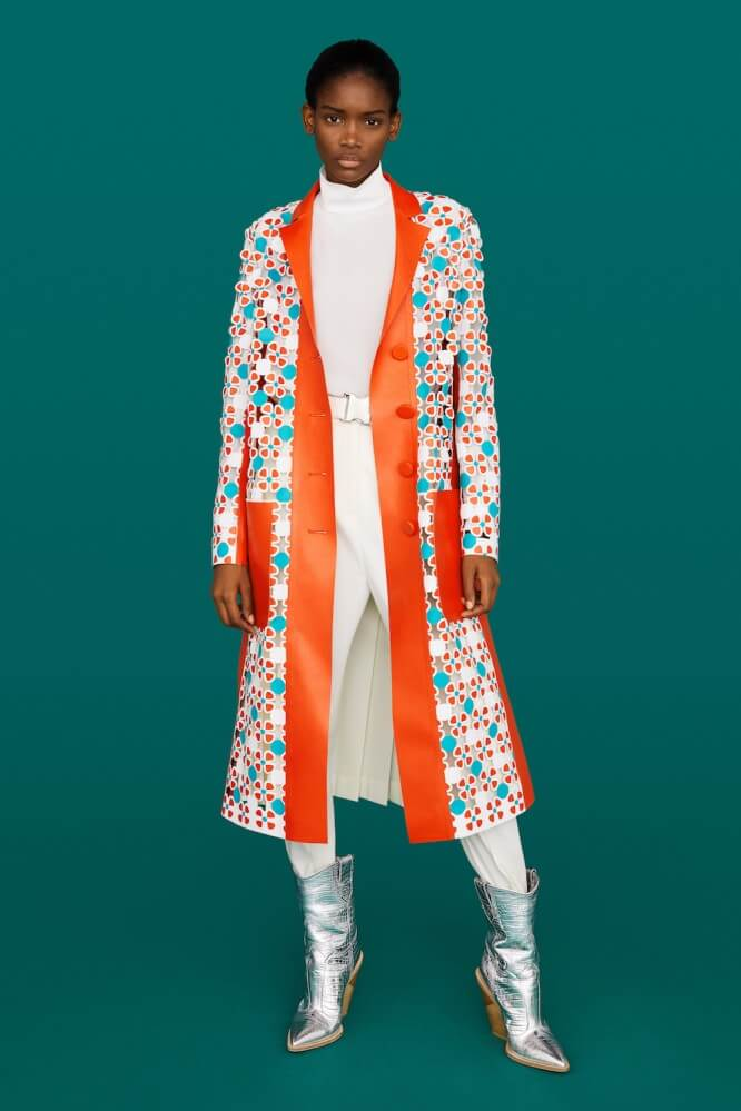 FENDI Resort 2019_Look 34