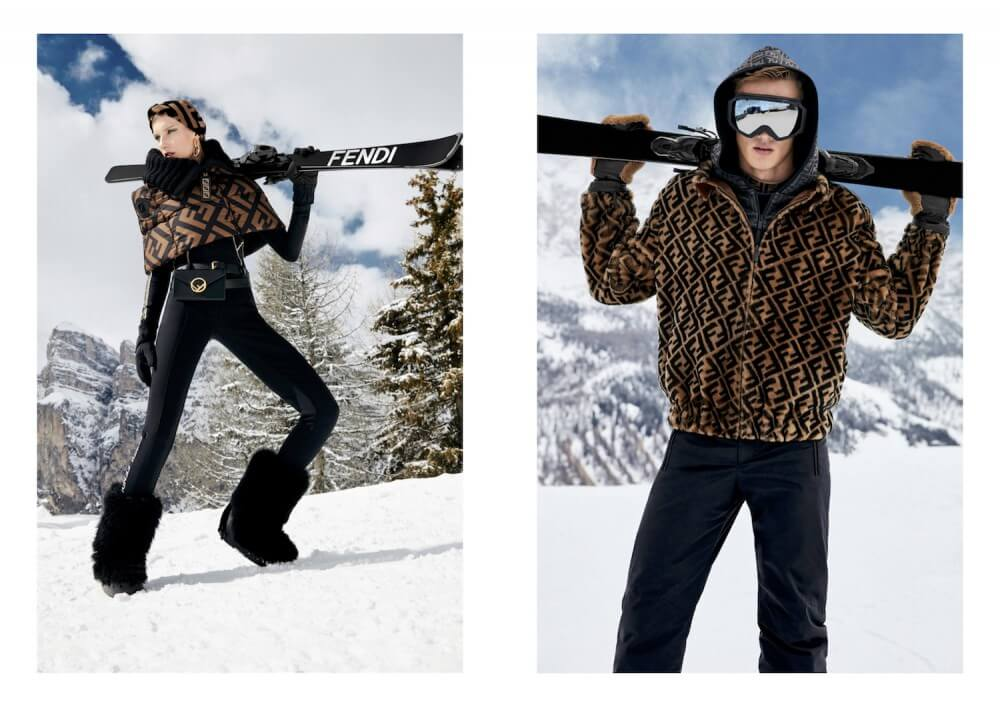 FENDI LOOK BOOK Leisurewear FW 18-19 1